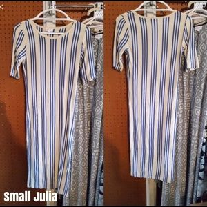 Small striped Julia Dress